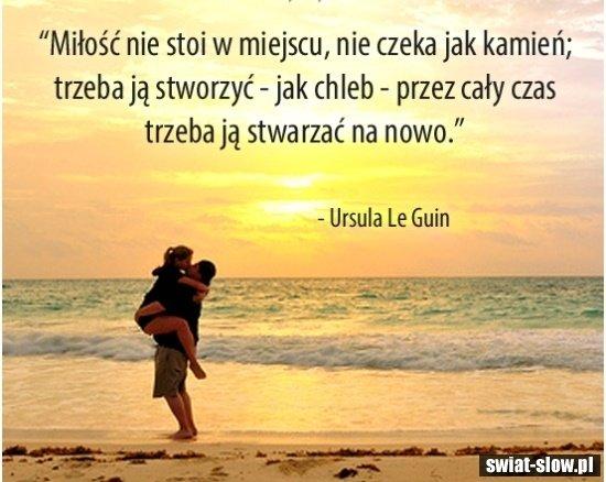 miłość nie stoi w miejscu