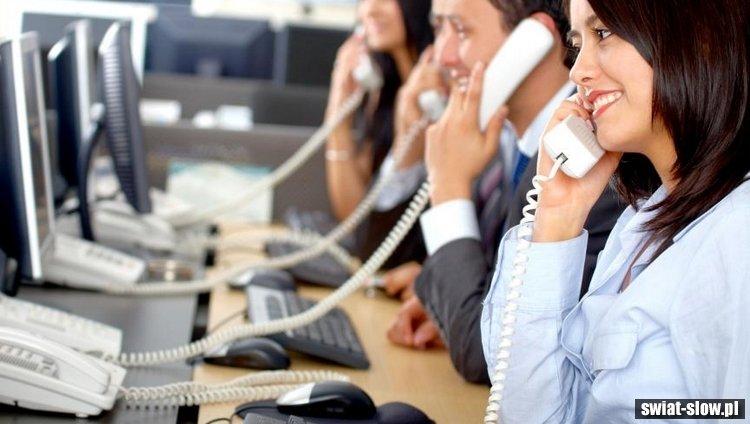 Uroki pracy telemarketera