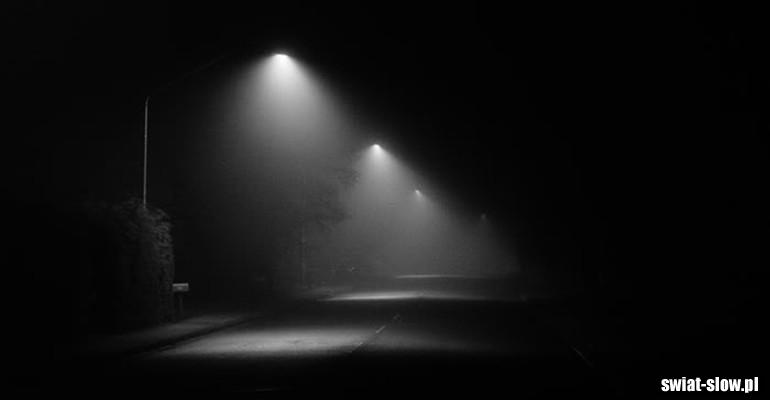 Dlaczego boimy się ciemności