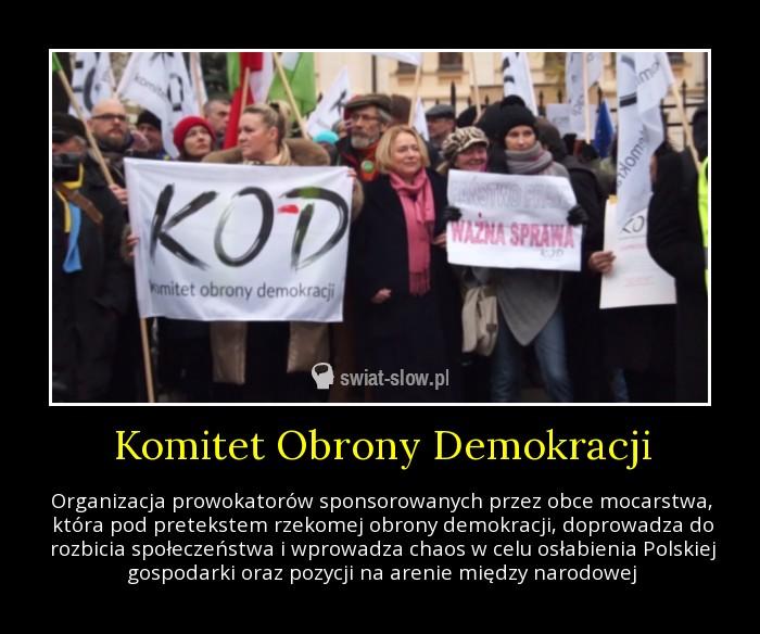 Komitet Obrony Demokracji