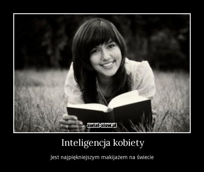 Inteligencja kobiety