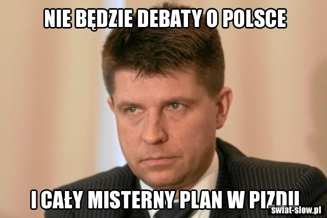 Nie będzie debaty o Polsce