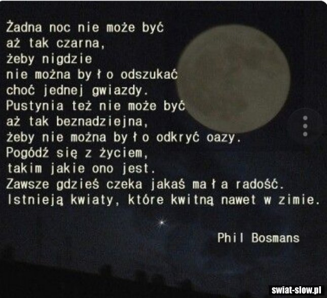 Żadna noc