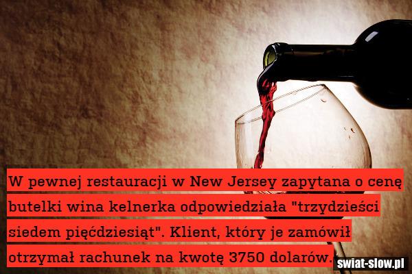 Najdroższa butelka wina w życiu