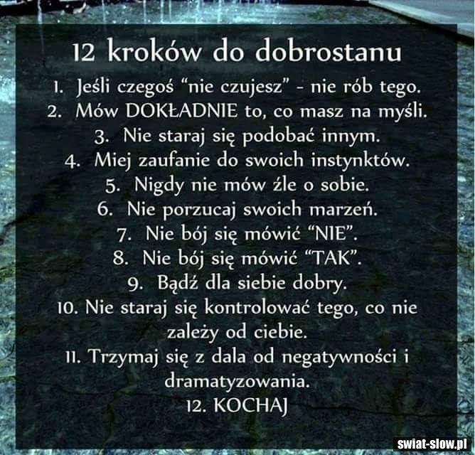 12 kroków