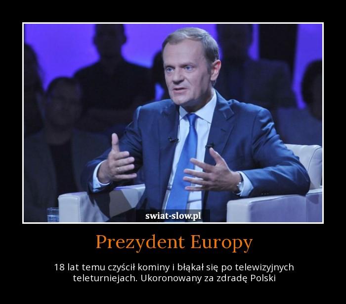 Prezydent Europy